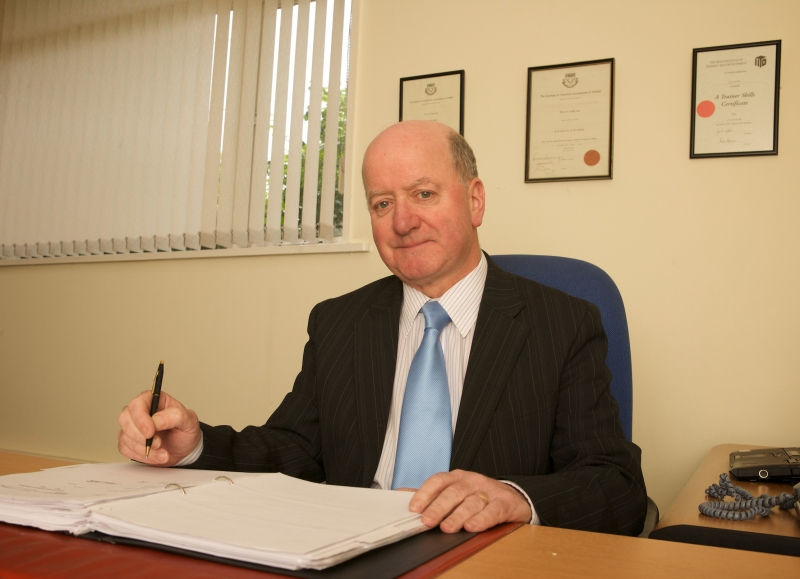 Neil Gaynor, Chartered Accountant, Sligo.